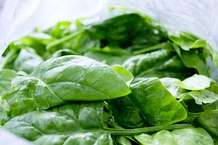 Bunched Spinach | Dwight Miller & Boston Organics