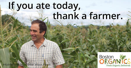 Thank a Farmer | Boston Organics