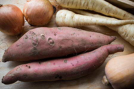 Local Organic Produce from New England Farms