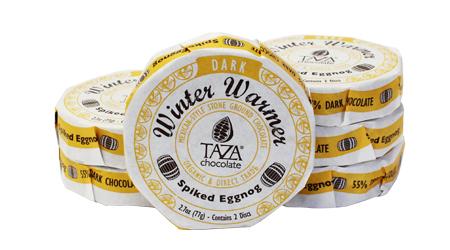 Taza Chocolate Eggnog
