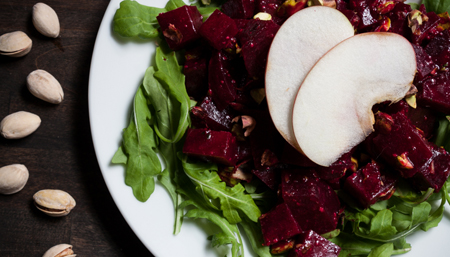 Roasted Beet Salad | Boston Organics
