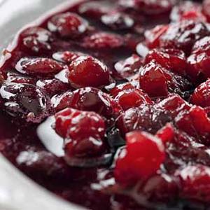 Sugarless Cranberry Sauce
