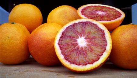 Blood Orange sliced | Boston Organics