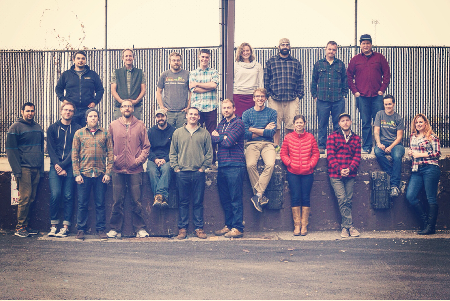 The Boston Organics Crew