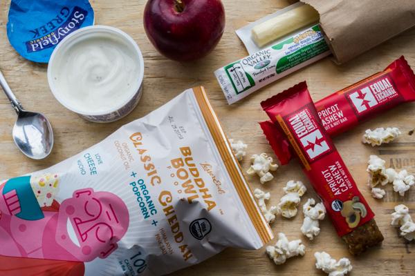 Boston Organics - Snacks