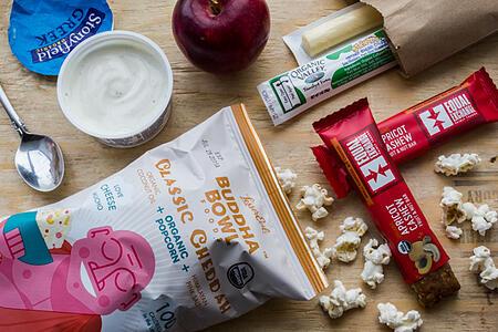 Single Serve Snacks | Boston Organics