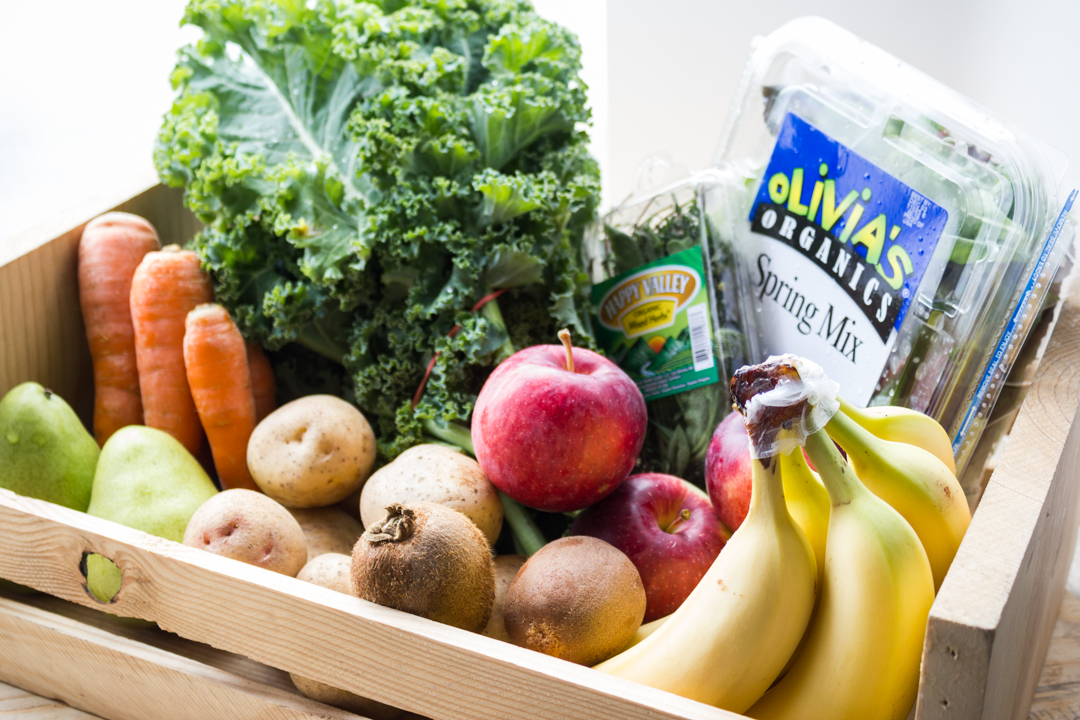 Organic Vegetable Delivery | Boston Organics