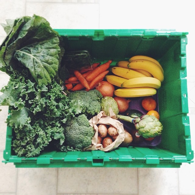 Box of Fruits and Vegetables Delivered | Boston Organics