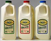 Shaw Farm Organic Milk