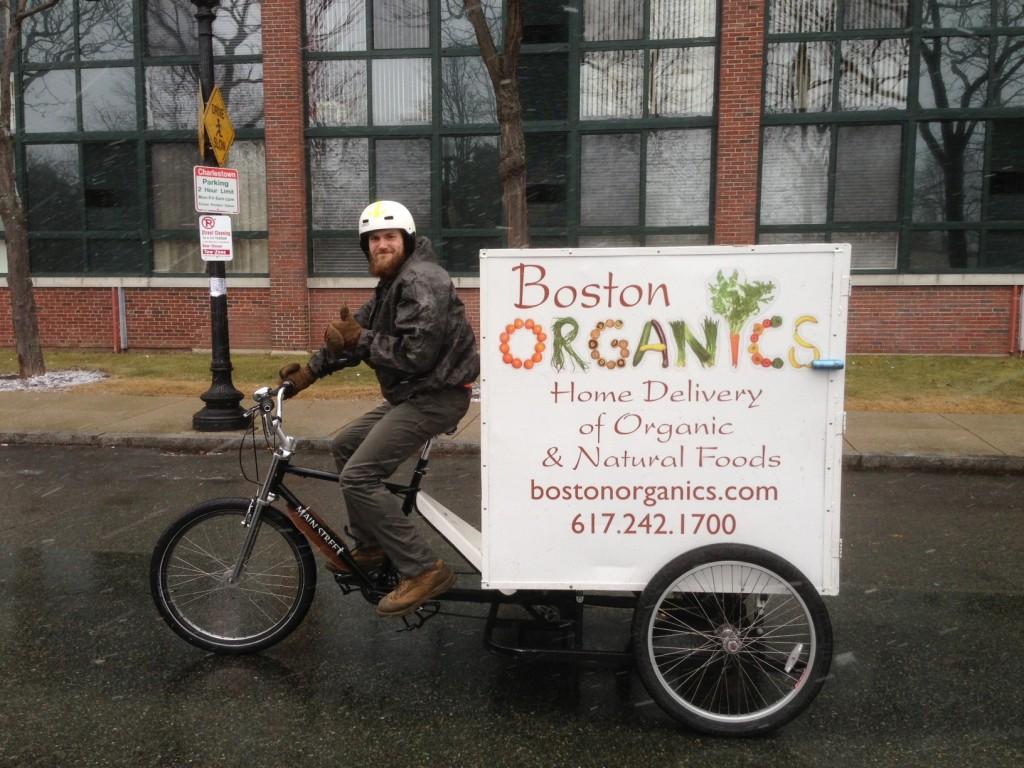 Andy & cargo bike