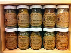 Soluna Spice Box