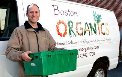 Boston Organics Grocery Delivery