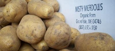 Misty Meadows German Butterball Potatoes