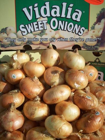 Vidalia Onions!