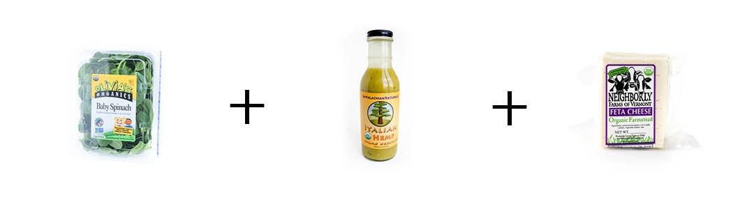 Boston Organics - Salad