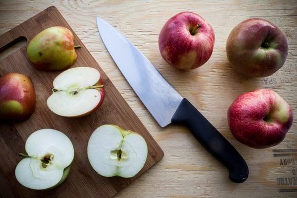 Boston Organics Apples