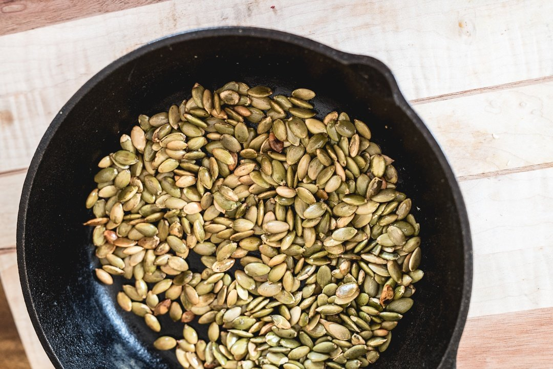 Boston Organics - pumpkin seeds