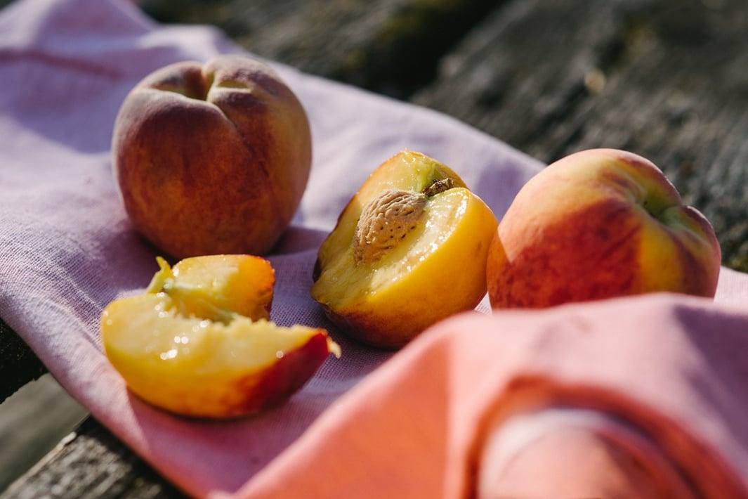 Boston Organics - Peaches