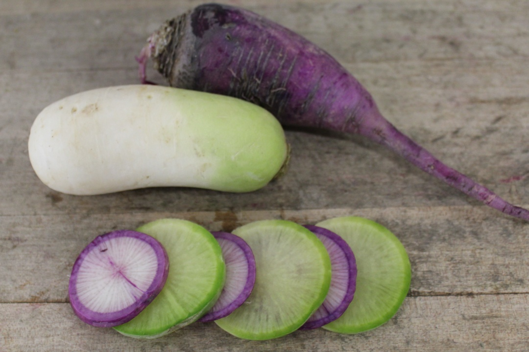 Boston Organics - Mixed Radishes