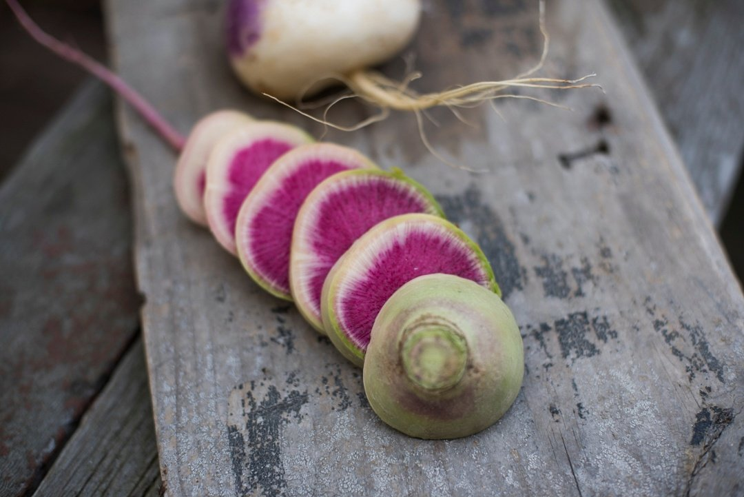 Boston Organics - Watermelon Radish