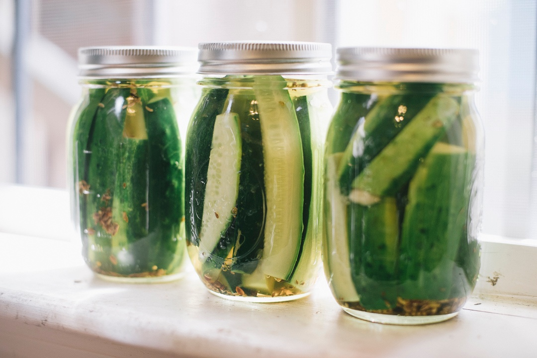 Boston Organics - Small Batch Pickles!