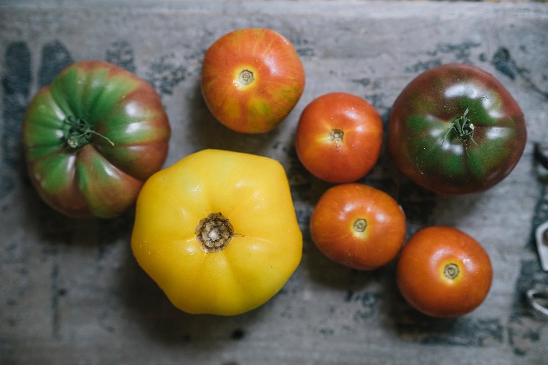 Boston Organics - Heirloom Tomatoes
