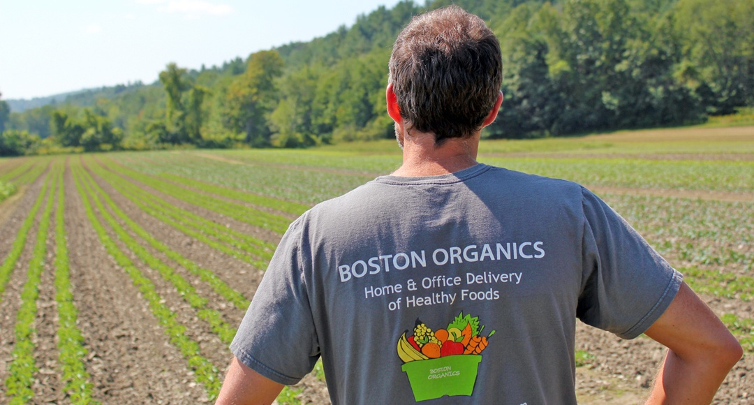 Boston Organics Atlas Farm Organic Field