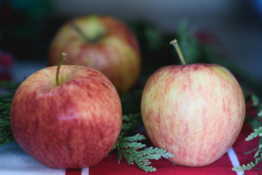 Boston Organics - Cameo Apples