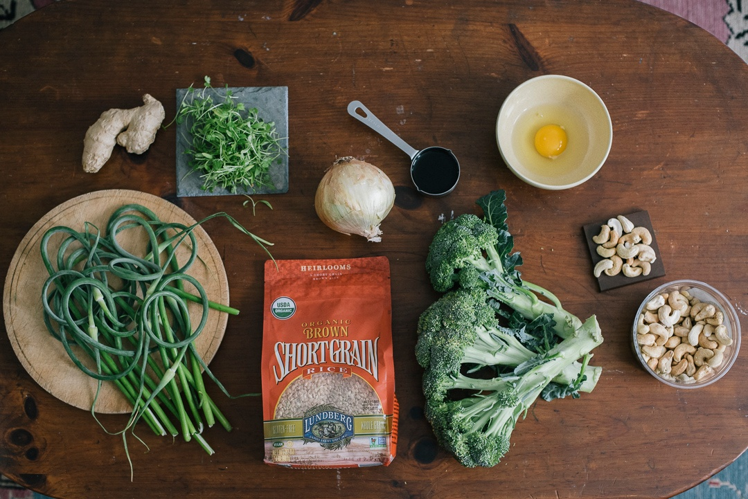 Broccoli Stir Fry Ingredients | Boston Organics