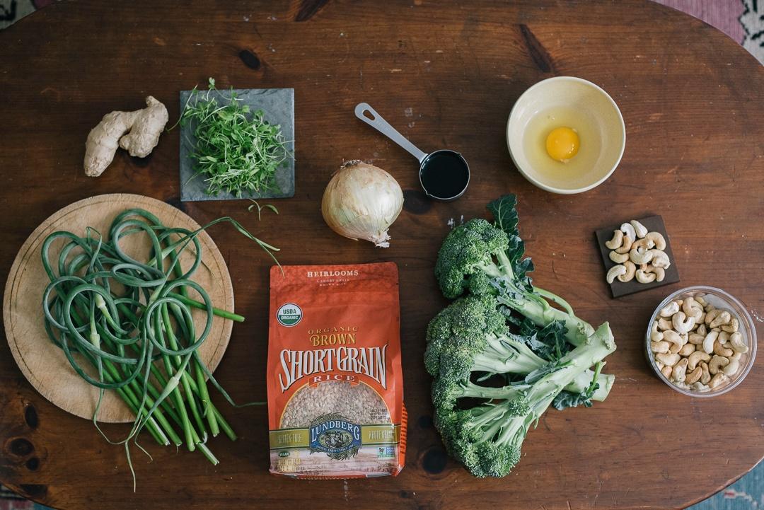 Broccoli Stir Fry Ingredients   Boston Organics