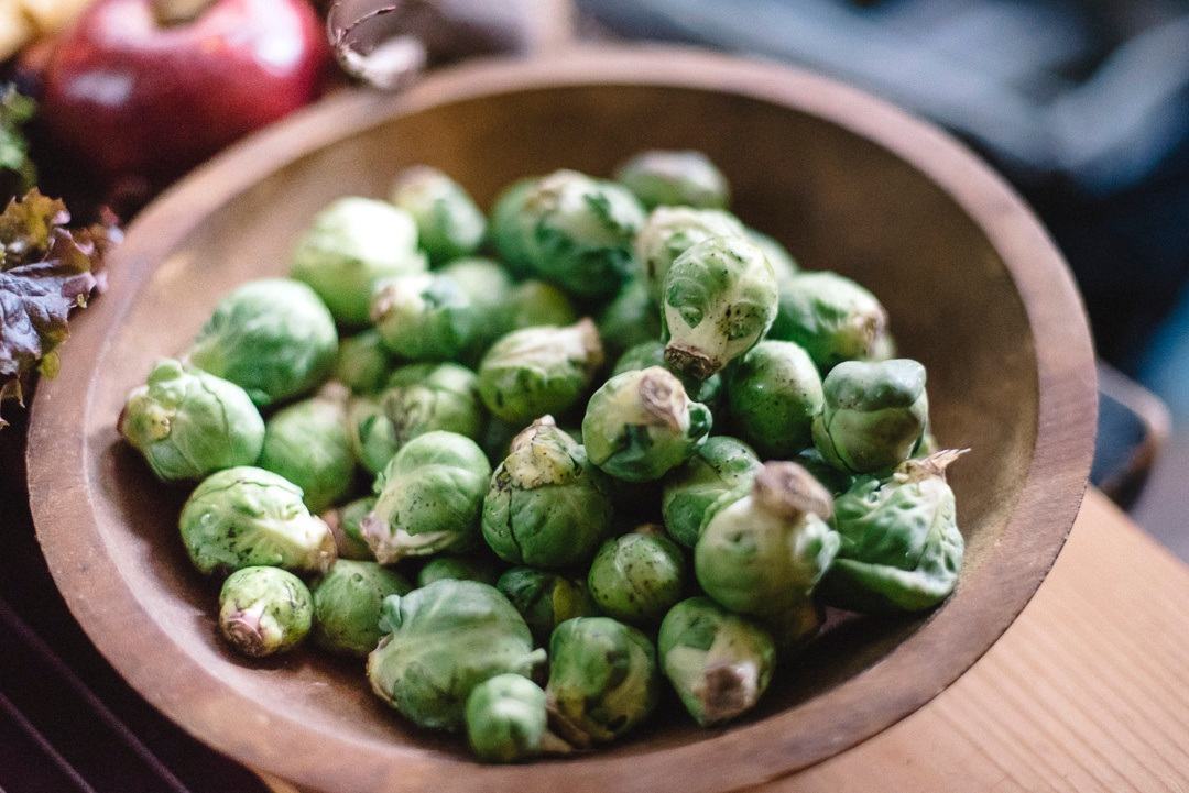 Boston Organics Brussels Sprouts