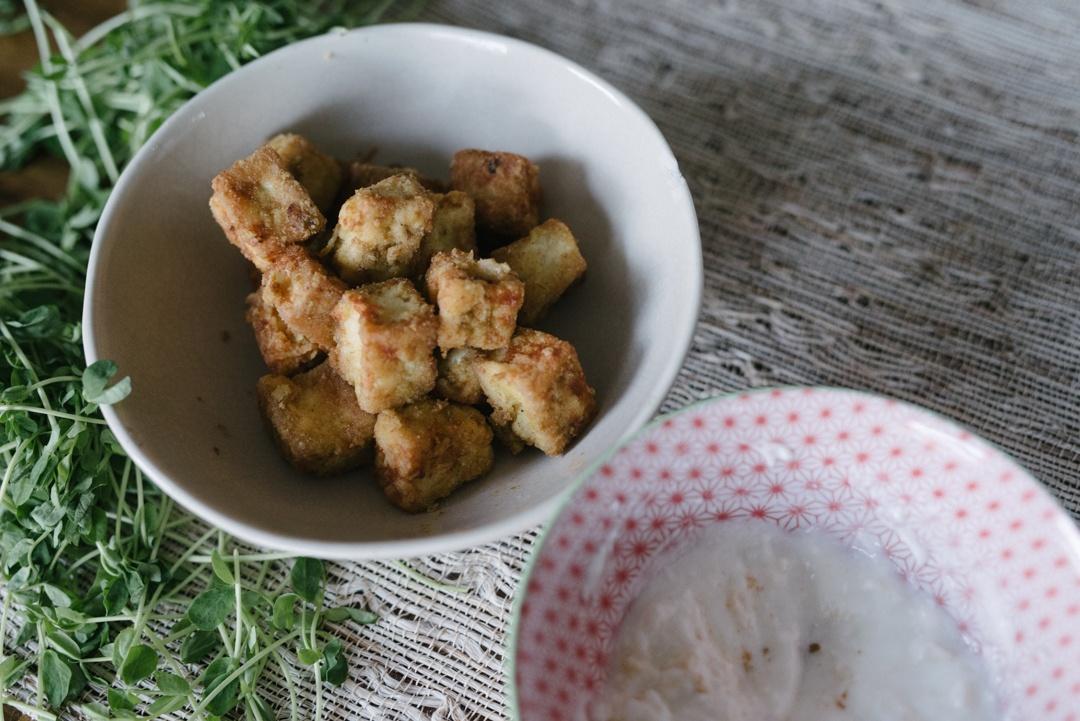 Boston Organics - Spicy Crispy Tofu Bites