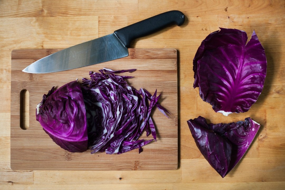 Boston Organics - Red Cabbage