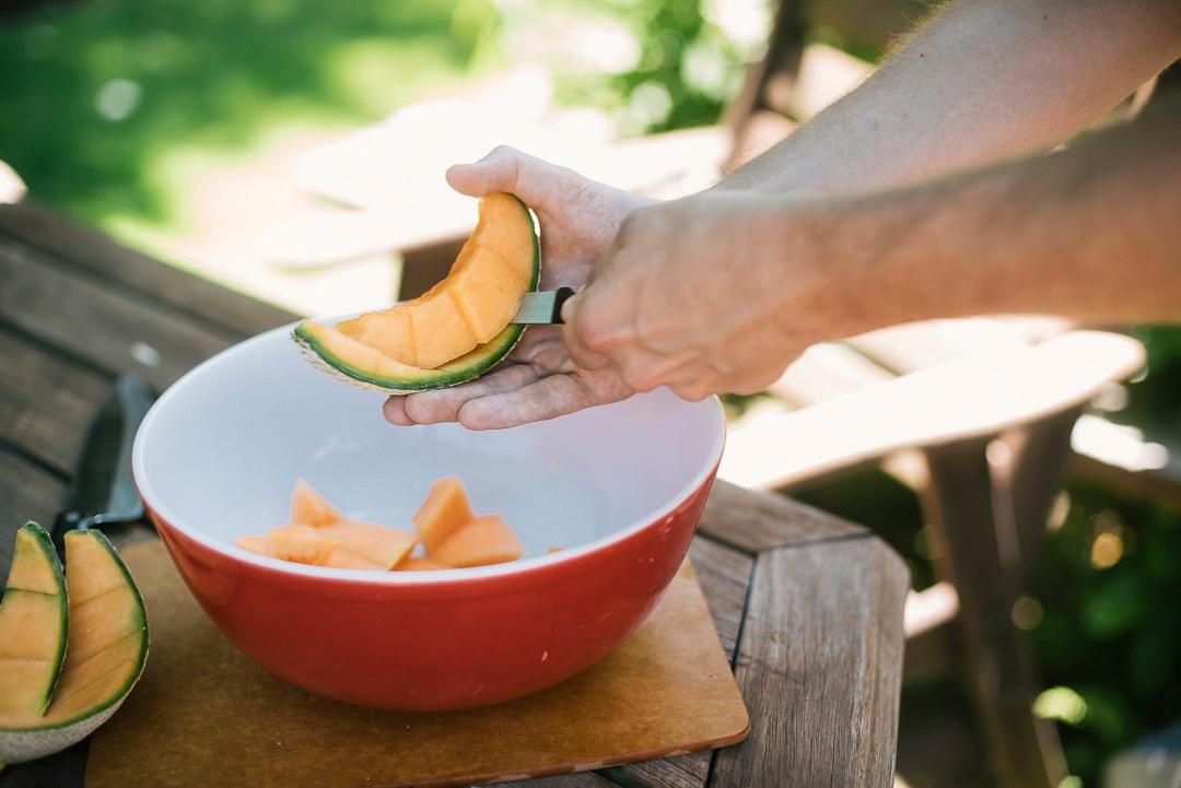 Boston Organics - Cantaloupe