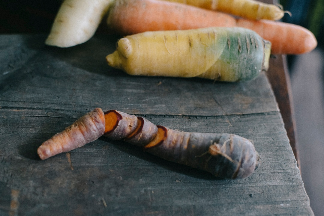 Boston Organics - Rainbow Carrots