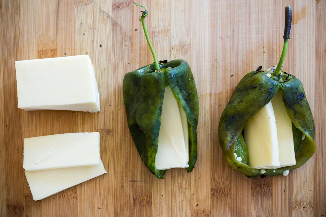 Boston Organics - Chiles Rellenos