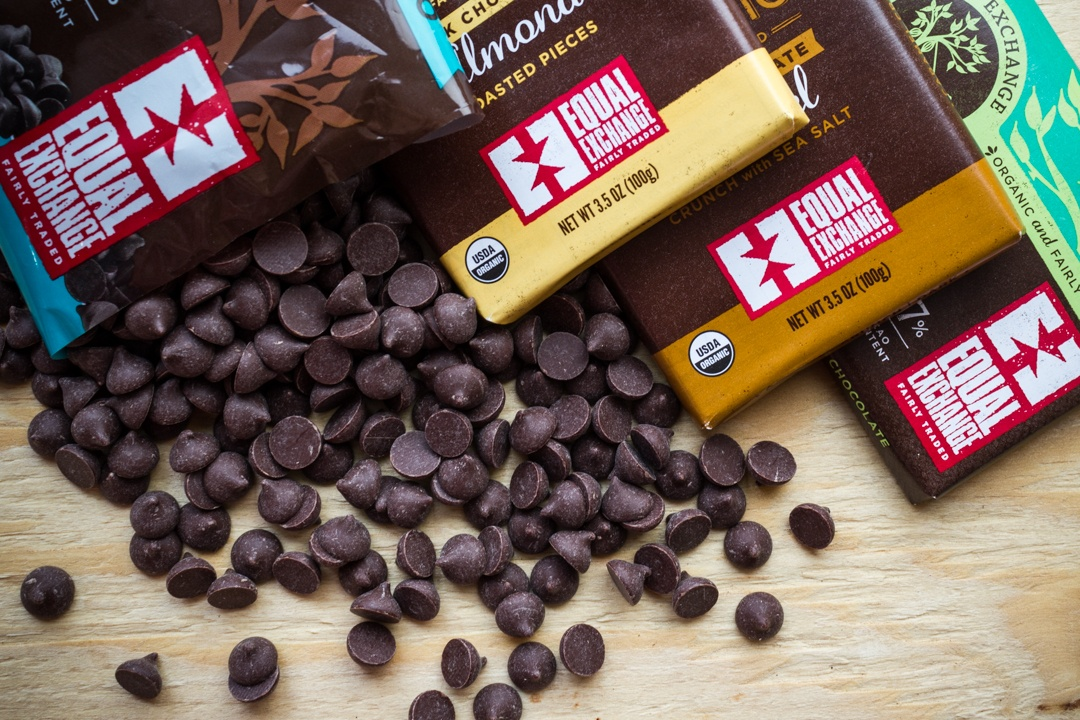 Boston Organics - Equal Exchange Chocolate