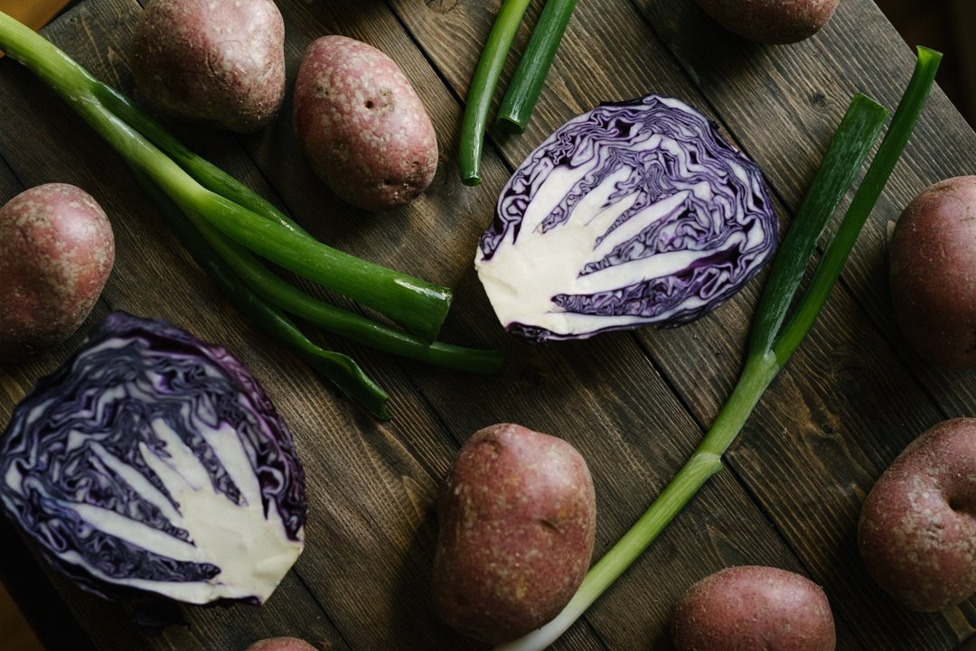 Boston Organics - Colcannon Ingredients