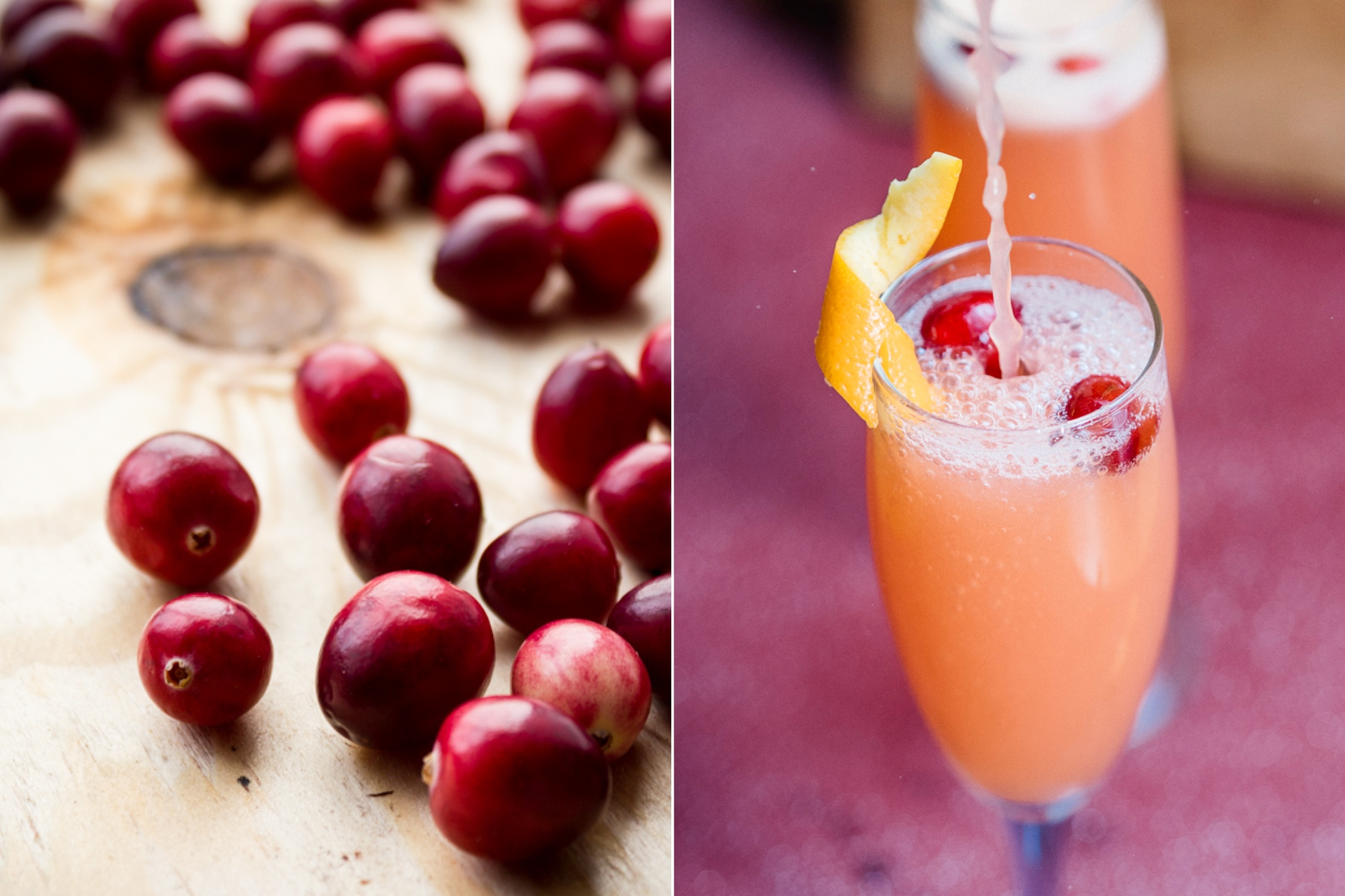 Cranberry Orange Spritzer by Boston Organics