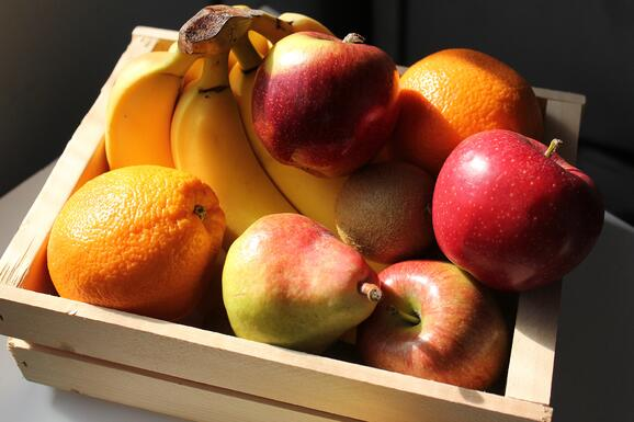 Fruit Delivery by Boston Organics
