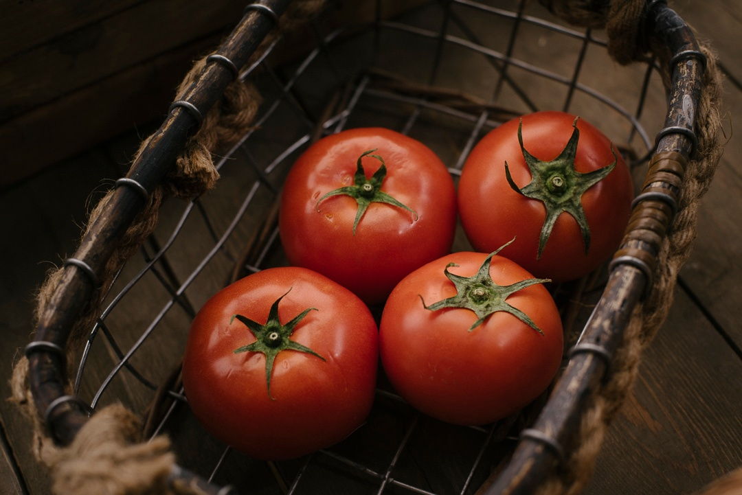 Boston Organics - Tomatoes