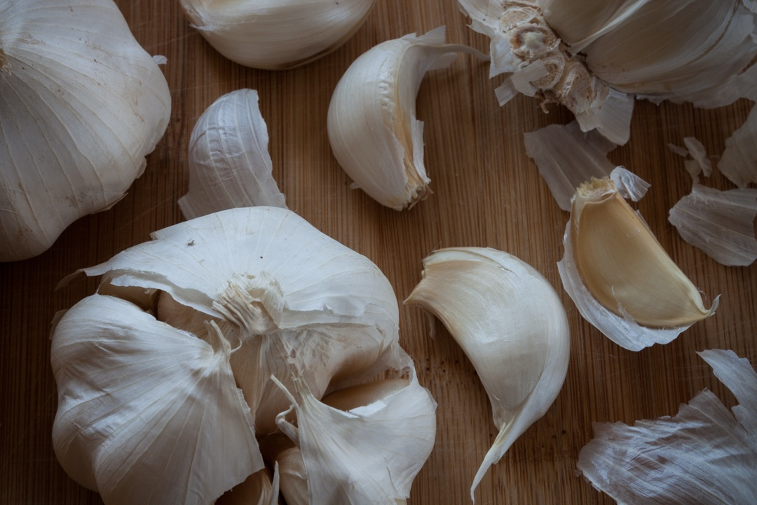Boston Organics - Garlic