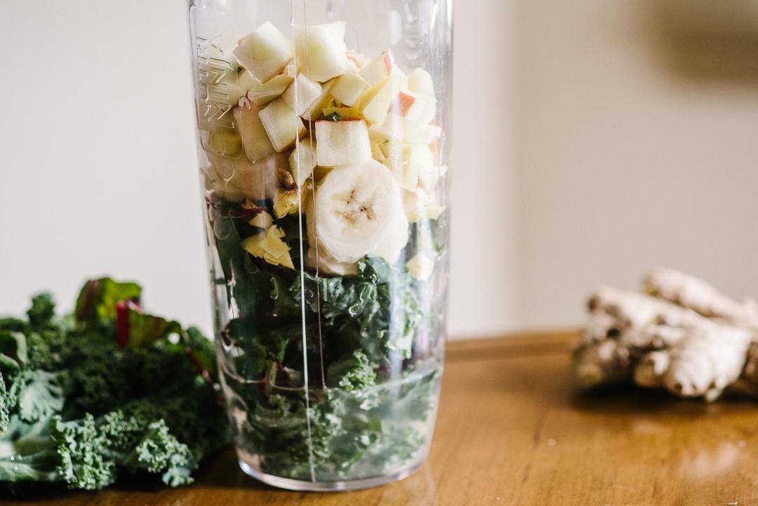 Boston Organics - Green Smoothie