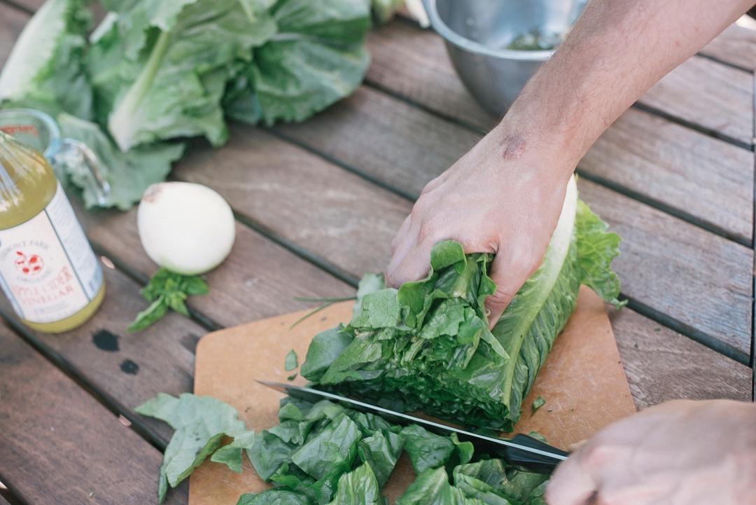Boston Organics - Romaine
