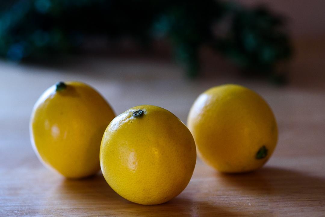 Boston Organics - Meyer Lemons
