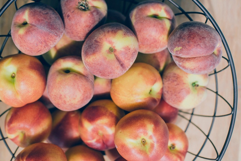Boston Organics - Peaches and Nectarines