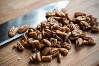 Boston Organics - Pecans help lend protein to homemade bars