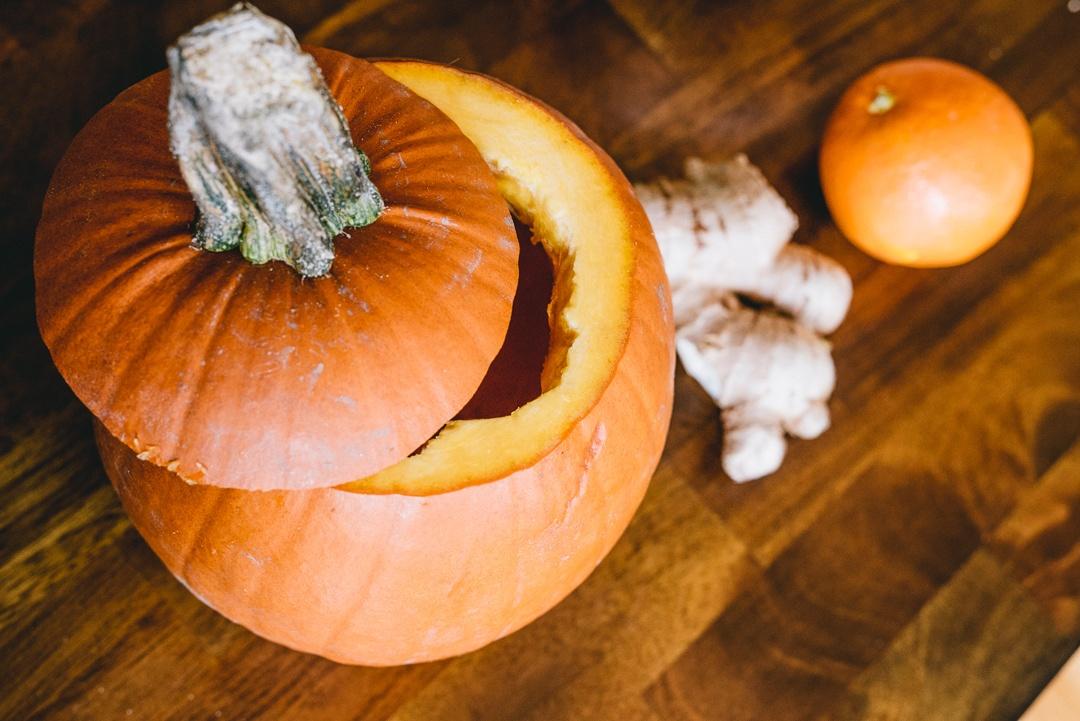 Boston Organics - Pie Pumpkin