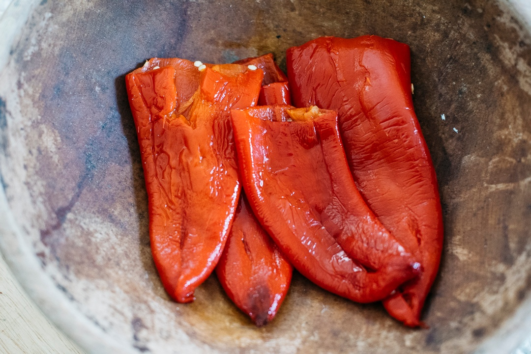Boston Organics - Roasted Red Peppers