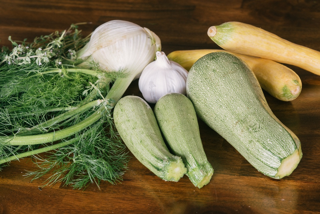 Boston Organics - Summer Squash